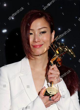 Editorial picture of Asian Film Awards, Hong Kong, Hong Kong - 21 Mar 2017