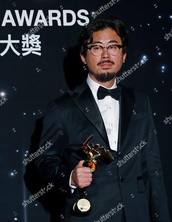 Editorial photo of Asian Film Awards, Hong Kong, Hong Kong - 21 Mar 2017