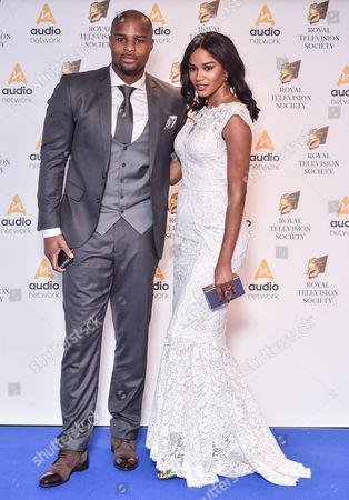Editorial image of Royal Television Society Awards, London, UK - 21 Mar 2017