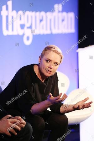 Stock Picture of Laura Jordan-Bambach (Creative Partner, Mr President)