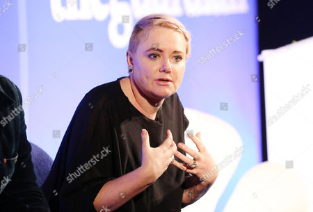 Editorial image of If Advertising is Funding Terror, What Should We Do Differently? seminar, Advertising Week Europe 2017, The Guardian Stage, Picturehouse Central, London, UK - 23 Mar 2017