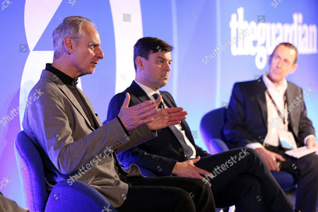 John Montgomery (Global Executive Vice President of Brand Safety, GroupM), Dominic Good (Global Commercial Director, Financial Times) and David Ellison (Marketing Services Manager, ISBA)