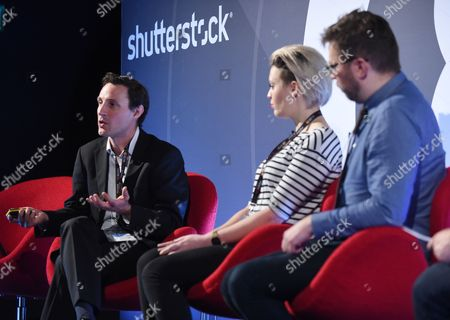 Piers Newson-Smith (Head of Brand and Marketing Planning, Direct Line Group), Lulu Skinner (Senior Marketing Manager EMEA, Airbnb), Philip Jackson (Global Brand Strategist, Mondelez International)