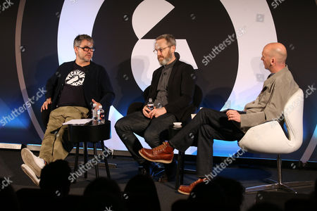Editorial photo of Should Adland Care About the BBC? seminar, Advertising Week Europe 2017, IPA Centenary Stage, Picturehouse Central, London, UK - 23 Mar 2017