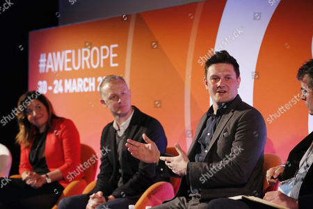 Editorial picture of Rewriting the TV Playbook - what's in store in the 2020's? workshop, Advertising Week Europe 2017, Workshop Stage, Picturehouse Central, London, UK- 23 Mar 2017