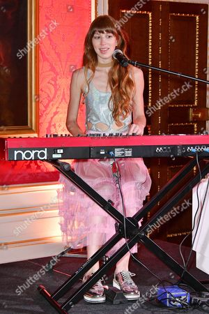 Stock Image of Ella Voss