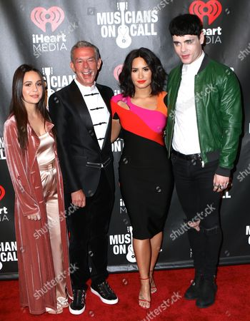 Editorial image of Musicians On Call event, New York, USA - 21 Mar 2017