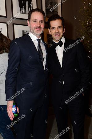 Josh Andrews and Robert Fairchild