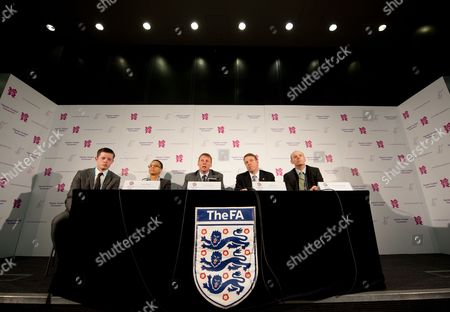 Team Gb Football Head Coach (men's) Stuart Pearce (women's) Hope Powell Director De Mission Boa - Andy Hunt and Director of Sports Boa - Sir Clive Woodward