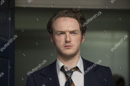 Stock Photo of Joshua Hill as Dc Edwards.