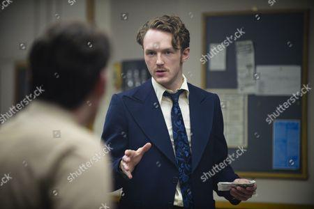 Joshua Hill as Dc Edwards.
