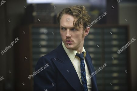 Stock Image of Joshua Hill as Dc Edwards.