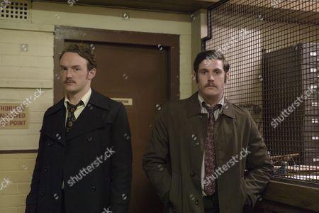 Editorial photo of 'Prime Suspect 1973' TV Series - Apr 2017