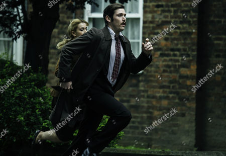 Stock Image of Tommy McDonnell as Dc Hudson.