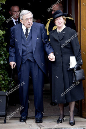 King Constantine and Queen Anne-Marie.