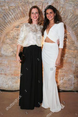 Mariana Alvim and Cuca Roseta