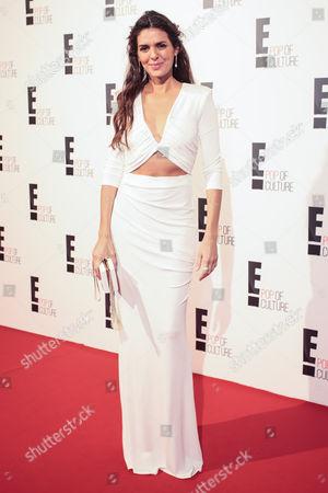 Editorial photo of 4th Annual E! Red Carpet Awards, Teatro Thalia, Portugal - 16 Feb 2017