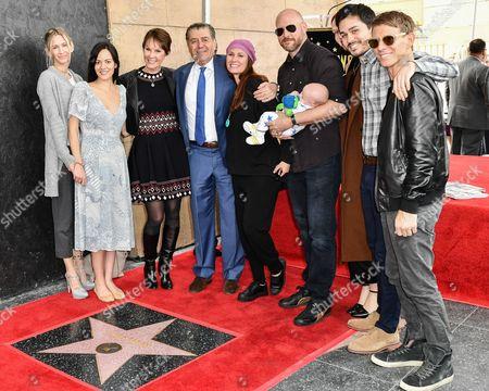 Haim Saban and Family