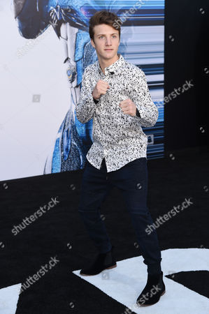 Editorial photo of 'Power Rangers' film premiere, Arrivals, Los Angeles, USA - 22 Mar 2017