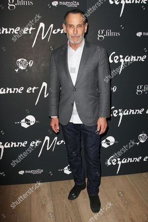 Editorial picture of 'Cezanne et Moi' film screening, New York, USA - 22 Mar 2017