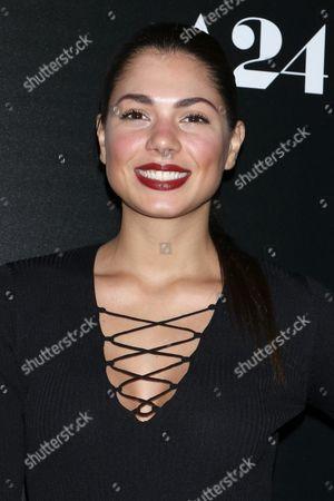 Stock Photo of Amanda Faical