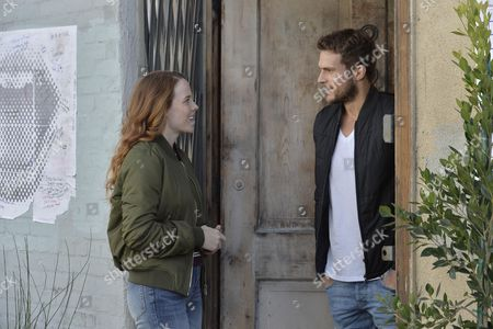 Katie Leclerc and Ryan Cooper