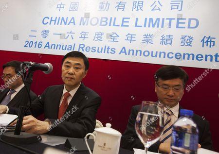 Liu Aili, Shang Bing and Li Yue