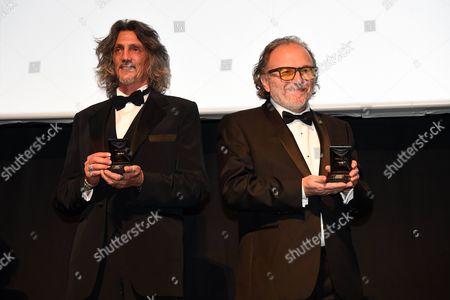 Stock Image of Alessandro Bertolazzi and Giorgio Gregorini