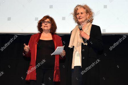 Editorial photo of '70 Anni Dei Nastri D'Argento' musical gala, Rome, Italy - 22 Mar 2017