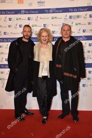 Stock Photo of Gabriella Pescucci