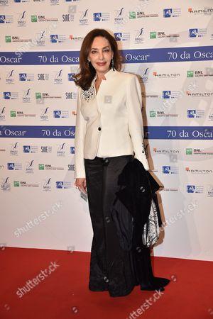 Stock Photo of Maria Rosaria Omaggio