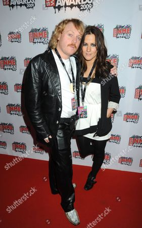 Keith Lemon and Caroline Flack