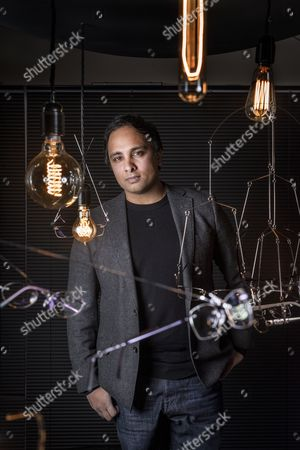 Stock Picture of Hakim Group-Ceo Imran Hakim