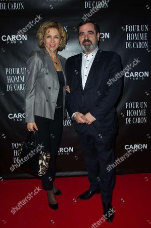 Corinne Touzet, Romain Ales