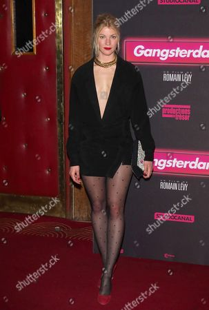 Editorial photo of 'Gangsterdam' film premiere, Paris, France - 23 Mar 2017