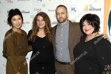 Sarah Kim, Julie Dansker, Brent Emery, Susan Cartsonis