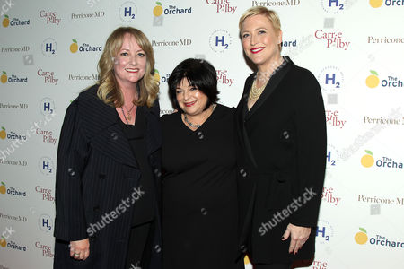 Susan Johnson, Susan Cartsonis, Suzanne Farwell