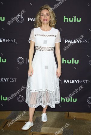 Stock Picture of Evelyne Brochu