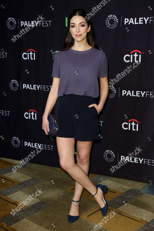 Editorial picture of 'Orphan Black' presentation, Arrivals, Paleyfest, Los Angeles - 23 Mar 2017