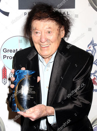 Stock Picture of Marty Allen