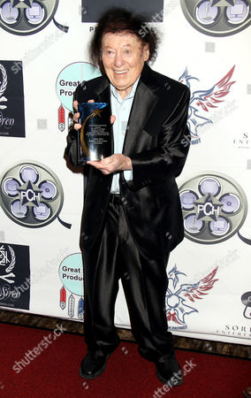 Editorial image of Fame Awards at Hard Rock Live, Las Vegas, USA - 23 Mar 2017