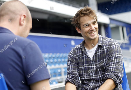 New signing Nico Kranjcar of QPR is interviewed