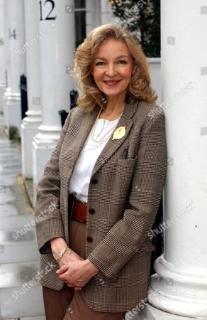 Stock Image of Lady Michele Renouf