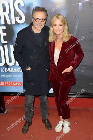 Editorial photo of 'Pris De Court' film premiere, Paris, France - 23 Mar 2017