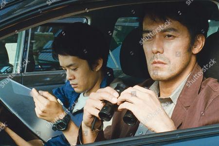 Stock Photo of Hiroshi Abe