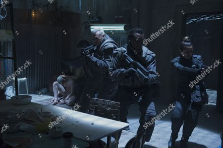 """Editorial picture of """"Ghost In The Shell"""" Film - 2017"""