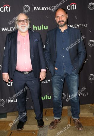 Editorial picture of 'Bob's Burgers' presentation, Arrivals, Paleyfest, Los Angeles, USA - 24 Mar 2017