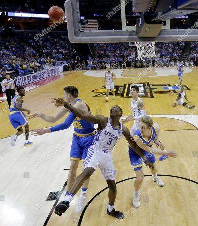 Editorial picture of NCAA UCLA Kentucky Basketball, Memphis, USA - 24 Mar 2017