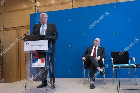 Christian Eckert and Michel Sapin.