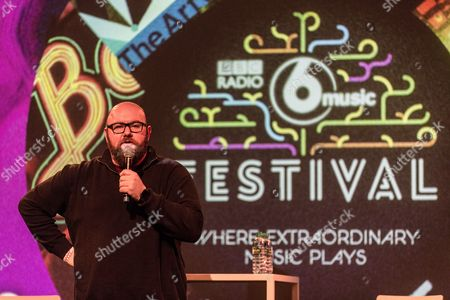 Editorial image of BBC 6 Music Festival, Barrowland Ballroom, Glasgow, UK - 25 Mar 2017